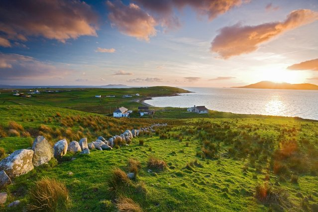 Ireland, County Mayo. (Photo by John Lawrence)