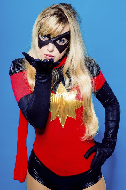 Ms Marvel. (Photo by Vincent D. Photography)