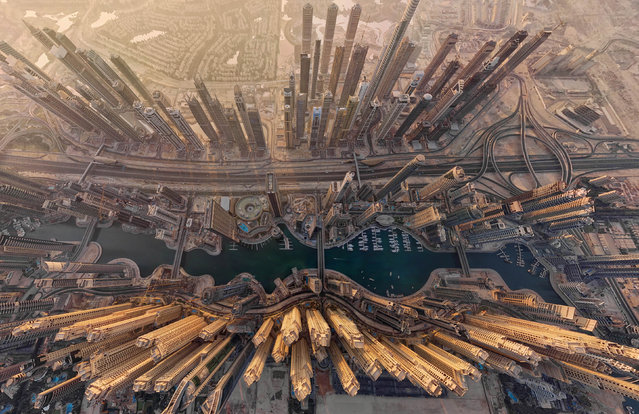 Dubai. (Photo by Airpano/Caters News)
