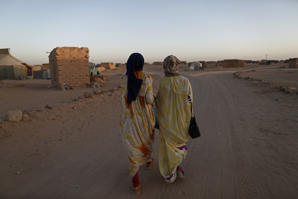 Sahrawi Refugees