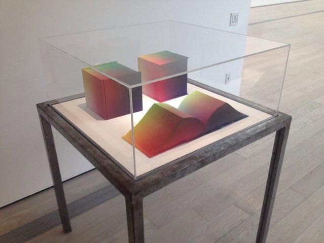 RGB Colorspace Atlas By Tauba Auerbach