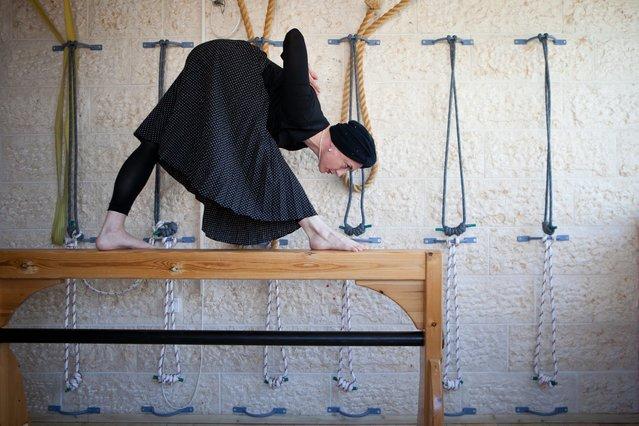 Beit Shemesh Yoga Studio for ultra-Orthodox