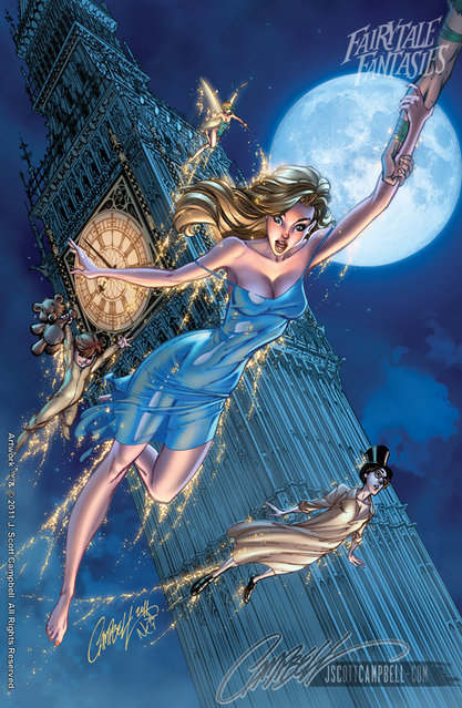 Disney For Adults By Jeffrey Scott Campbell Part1