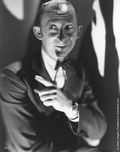 1932: Rosco Ates, the American character actor who was formerly a violinist and vaudeville performer