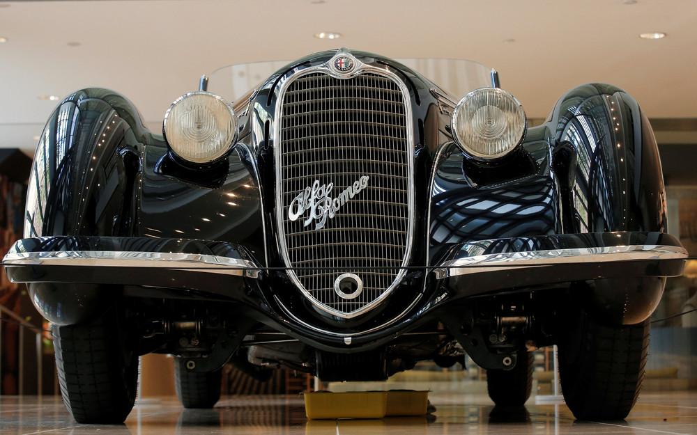 Rare Alfa Romeo Tipped for Record Price