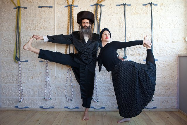 Beit Shemesh Yoga Studio for ultra-Orthodox