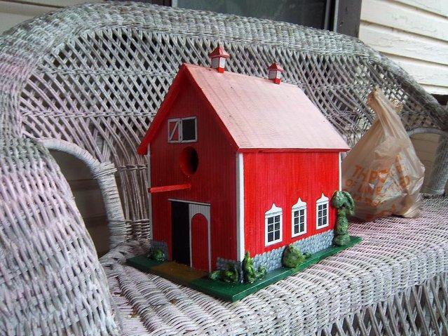 Unusual Birdhouses Part 4