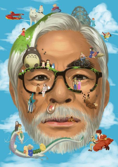 Amazing Animator Hayao Miyazaki
