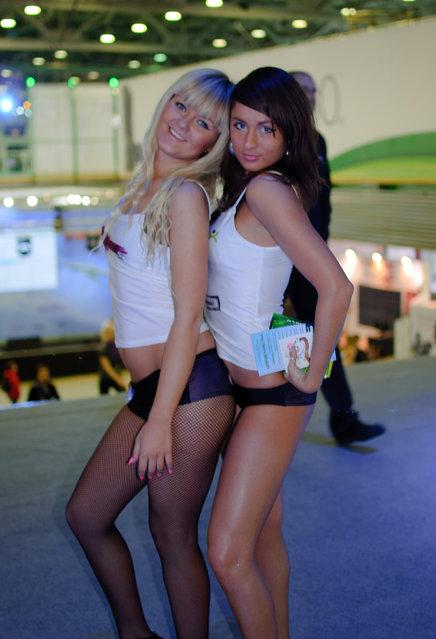 IgroMir 2010. (Photo by Sergey Galyonkin)