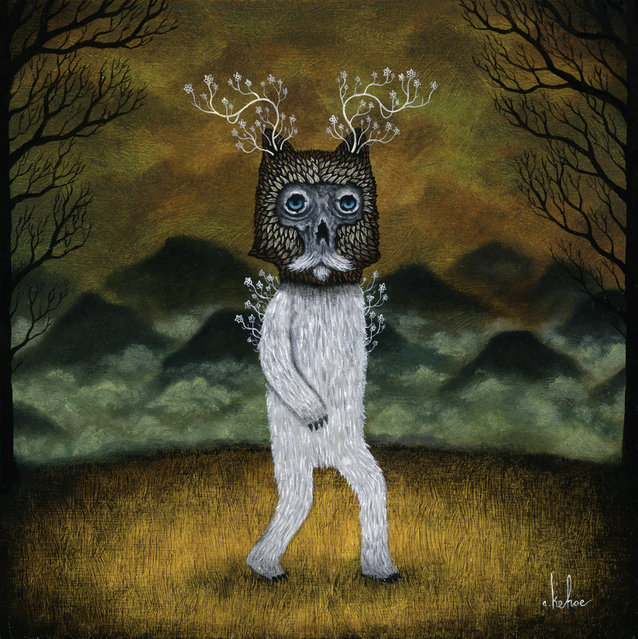 Strange Wanderings By Andy Kehoe