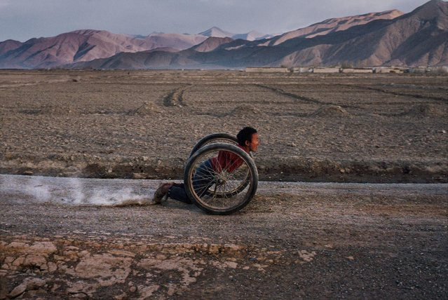 Tibet. (Photo by Steve McCurry)
