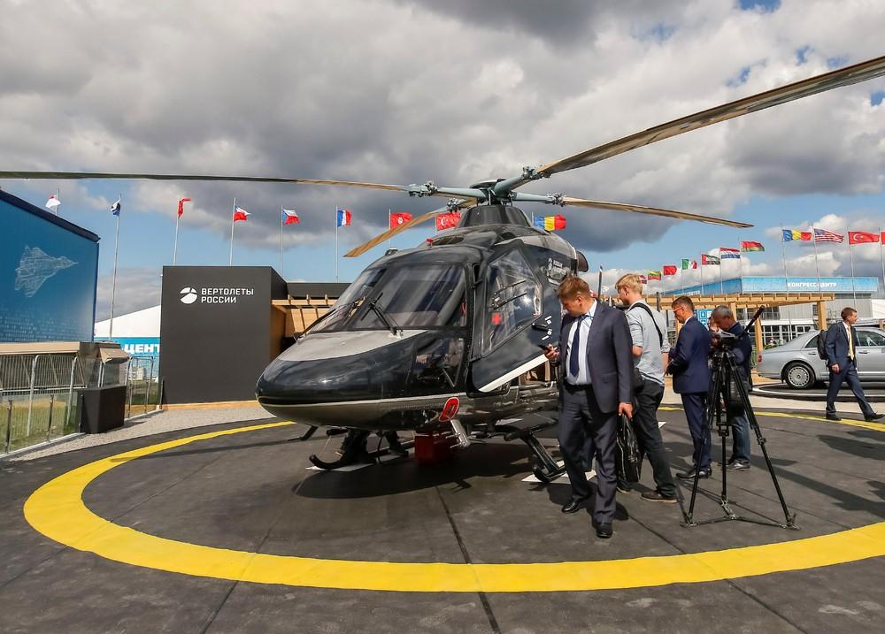 MAKS 2019 Air Show