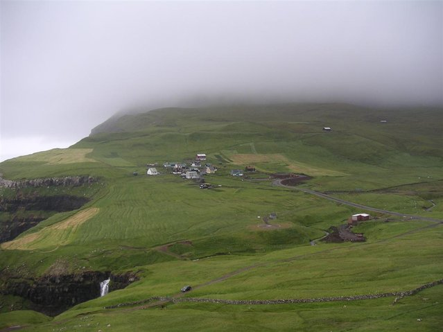 Village Gasadalur