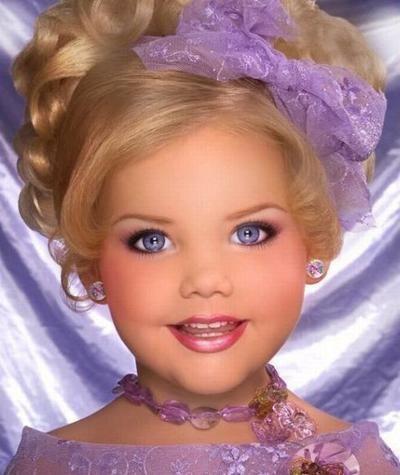 Ira Brown – Little Top Model