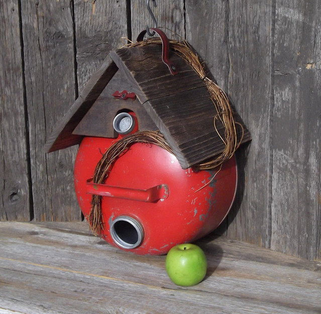Unusual Birdhouses Part 2