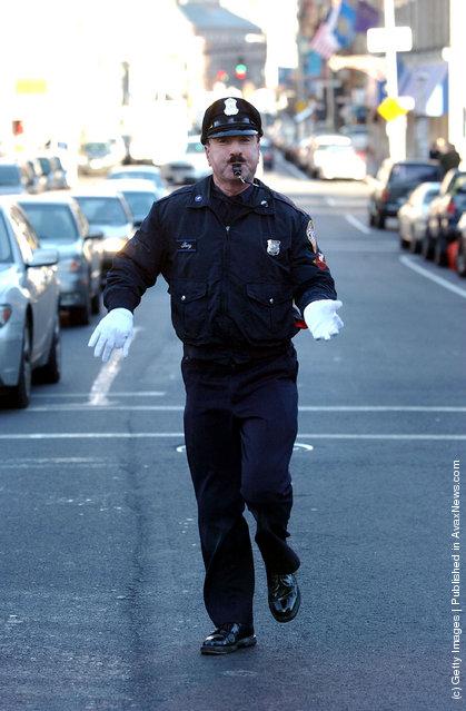 Dancing Cop Tony Lepore
