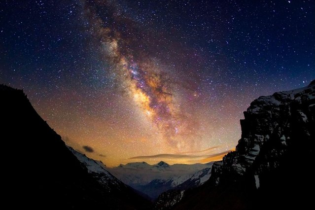 Amazing Milky Way Photos by Photographer Anton Jankovoy