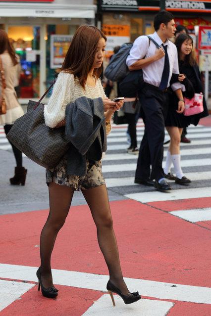 """Yoshinoya"". Shibuya, 2012. (Asian (Street) Impressions)"