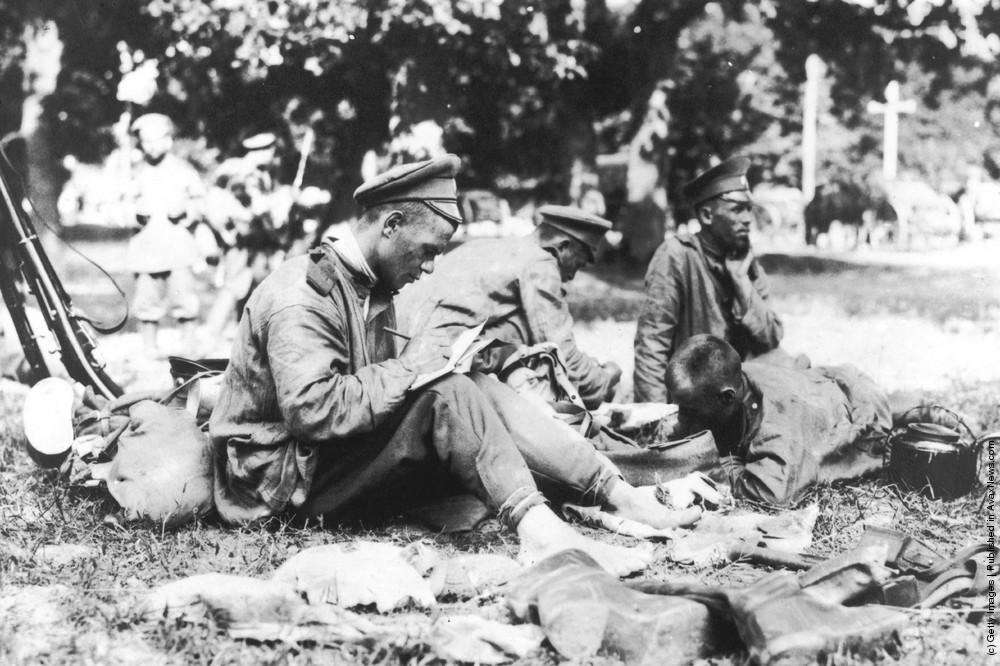 World War I: 1915 Year. Part I