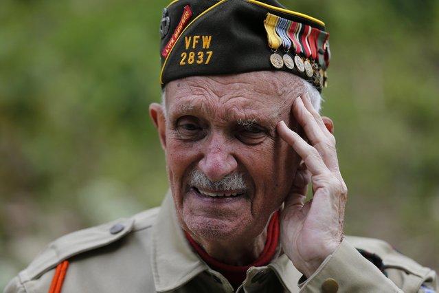 D-Day memory lane