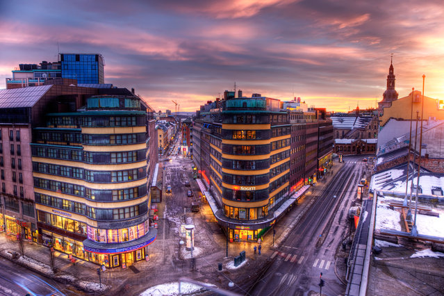 Oslo in Norwey. (Photo by Luis Davilla/Getty Images)