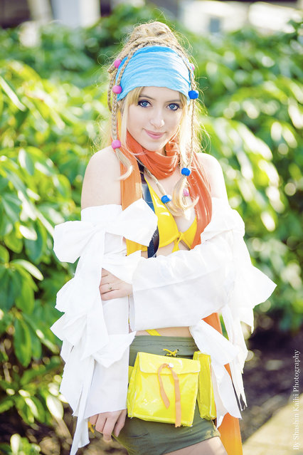 Rikku. (Photo by Vincent D. Photography)