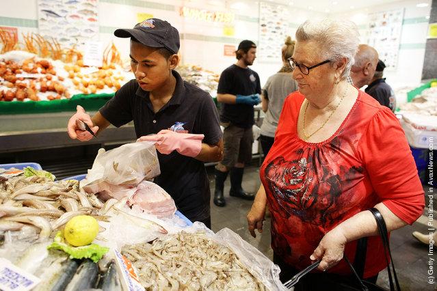 Sydney Fish Market Begins 36 Hour Seafood Marathon