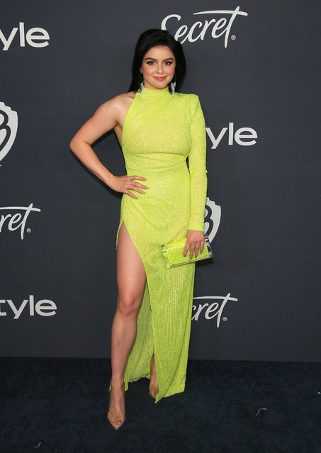 Ariel Winter attends the 21st Annual Warner Bros. And InStyle Golden Globe After Party at The Beverly Hilton Hotel on January 05, 2020 in Beverly Hills, California. (Photo by Jemal Countess/FilmMagic)