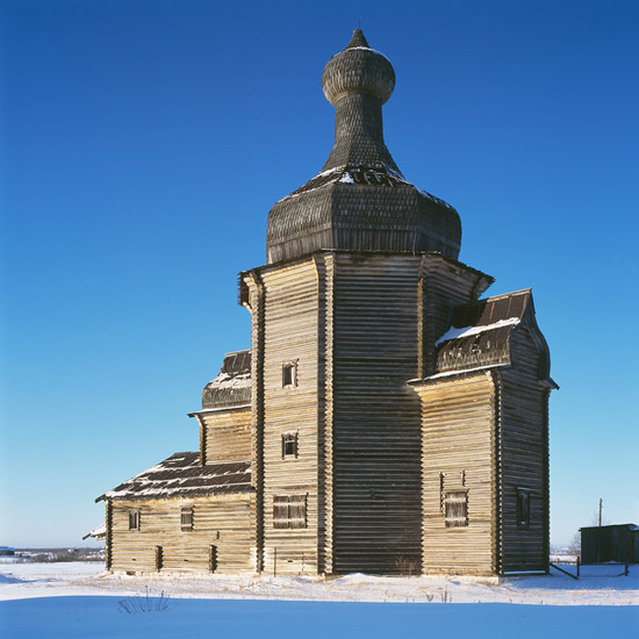 Wooden Churches - Travelling In The Russian North By Richard Davies Part 