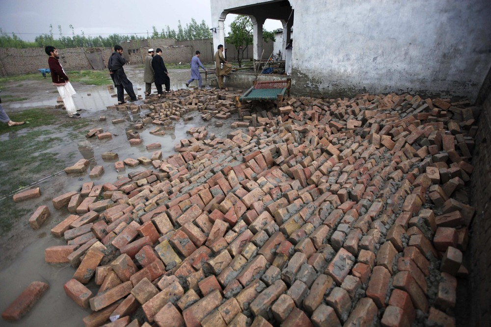 Deadly Storm hits Pakistan