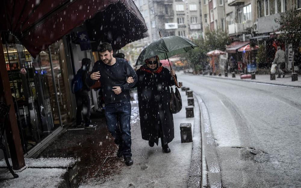 Simply Some Photos: Under an Umbrella