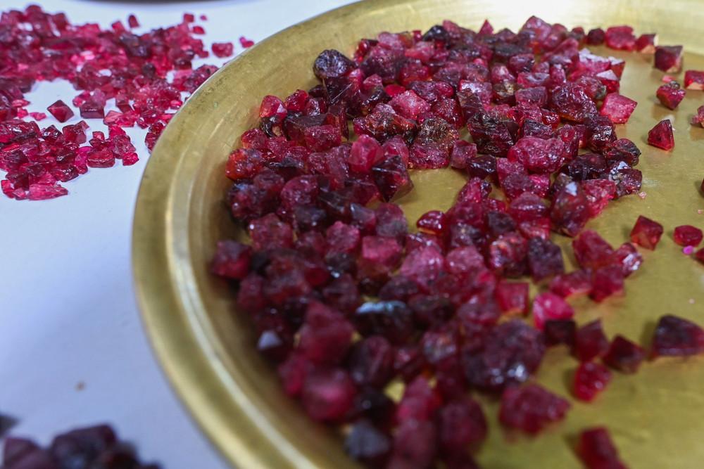 Myanmar's Ruby Gems Mining