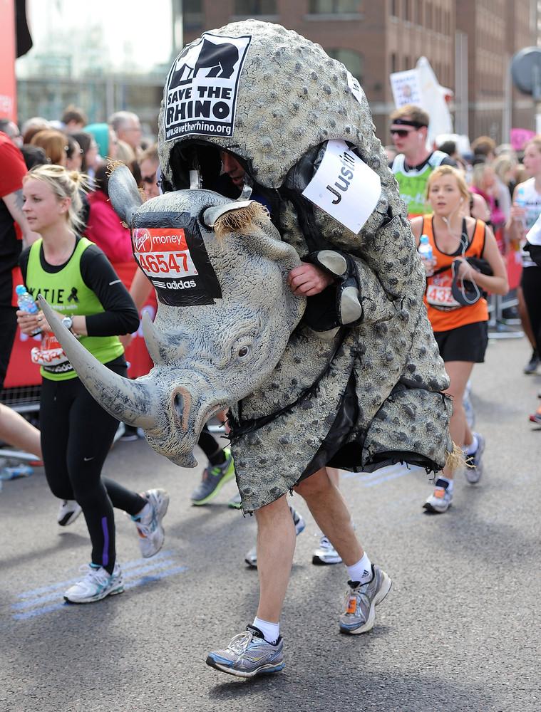 Best Fancy Dress Runners of the London Marathon