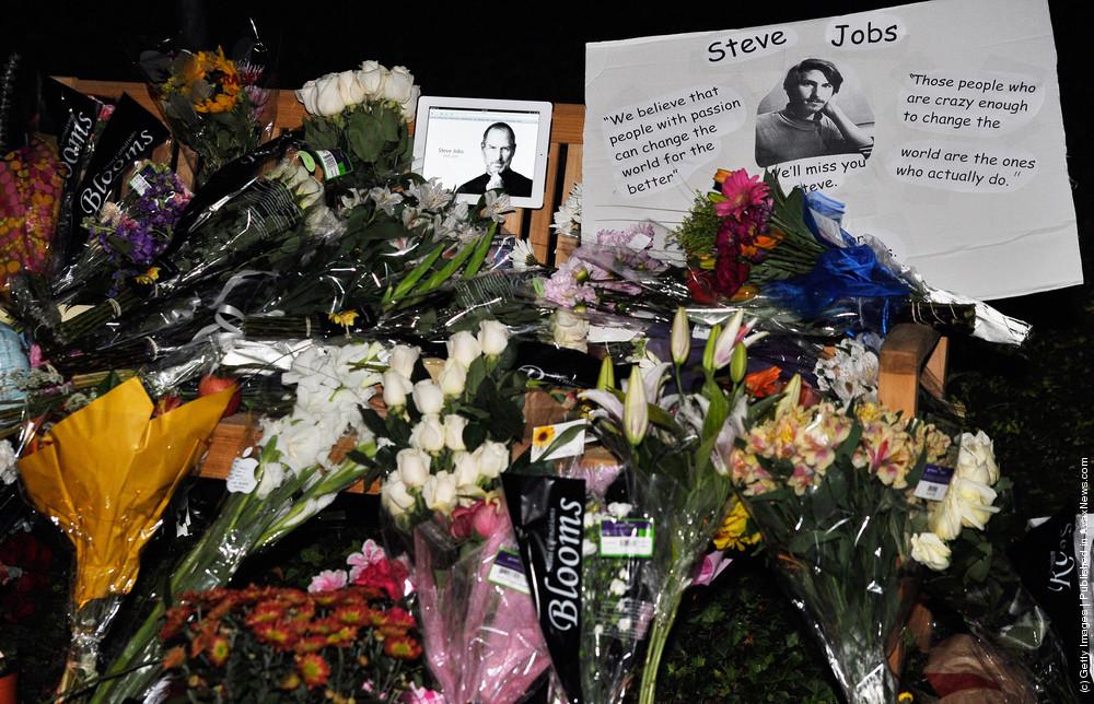 Steve Jobs Dies At 56...