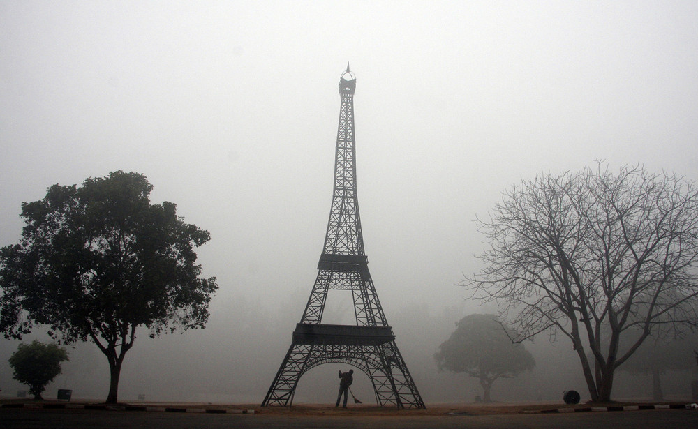Eiffel Towers Around the World