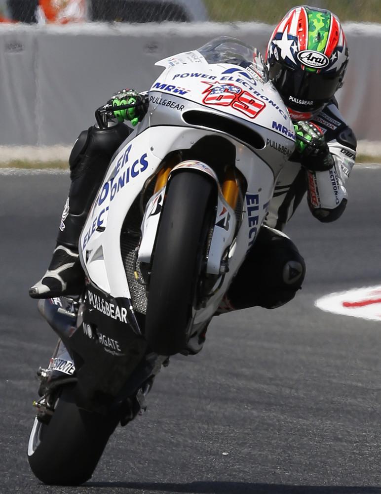 Moto GP – The Catalunya Grand Prix