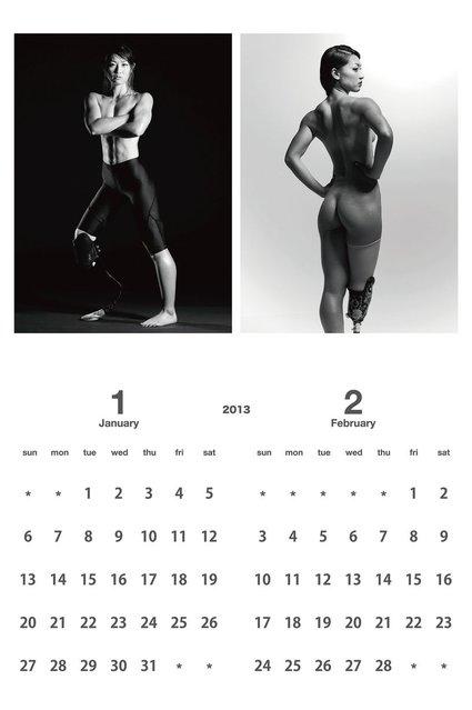 Japanese Paralympian Maya Nakanishi Goes Nude To Help Her Get To London 2012