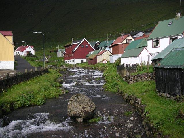 Village Gasadalur