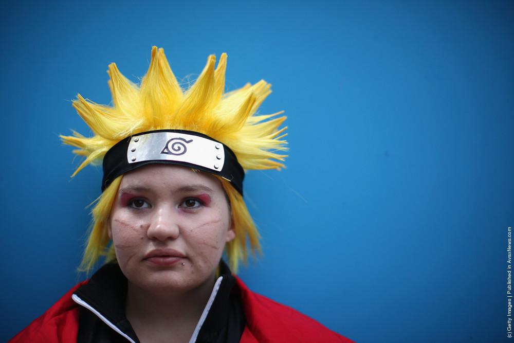 Manga And Anime Enthusiasts Dress Up For NemaCon 2011