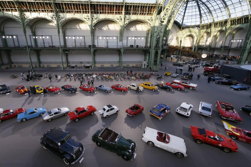 Bonhams' Les Grandes Marques Du Monde Vintage Motor Cars Auction