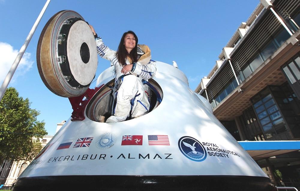 Space Tourism a Reality: British Space Company Excalibur Almaz Make Moon Announcement