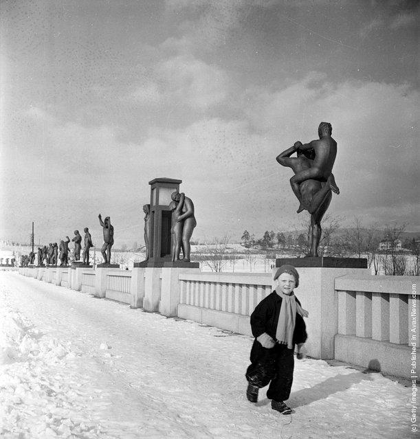 Gustav Vigeland Sculpture Park