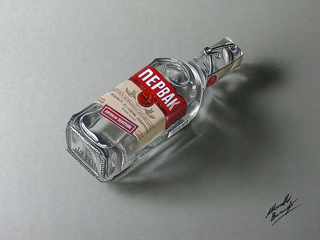 Photorealistic Illustration By Marcello Barenghi Part1