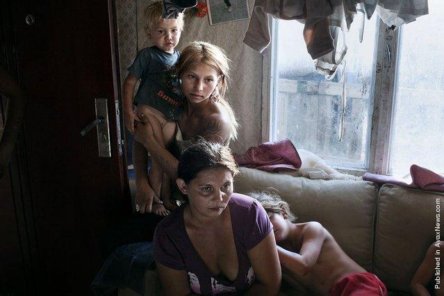 Roma Community In Romania