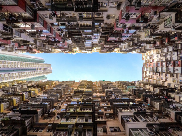Montane Mansion, Hong Kong. By Michael Scott, finalist: urban. (Photo by Michael Scott/UK National Geographic Traveller Photography Competition 2018)