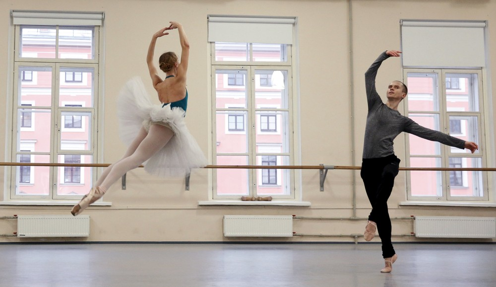 "Behind the Scenes of ""The Nutcracker"" Ballet"