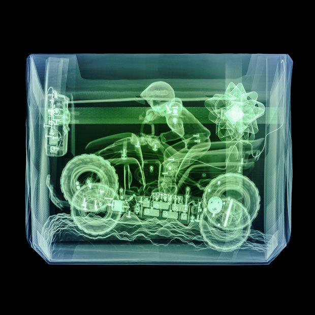 X-Rays of Presents Hugh Turvey