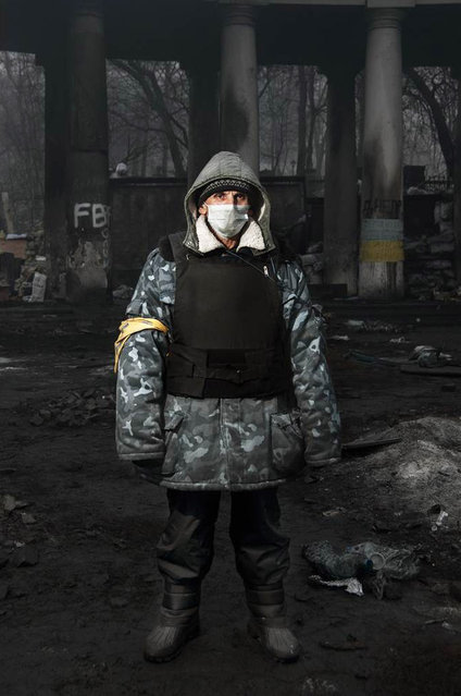 Portraits Of Kiev's Maidan Protesters