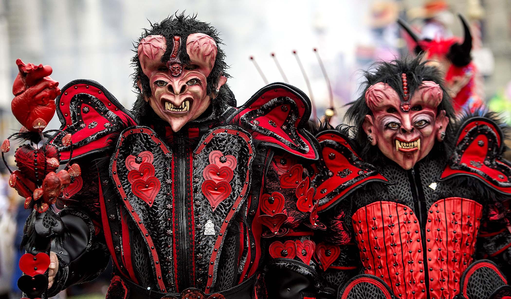 фото чертей на карнавал ардан, мой