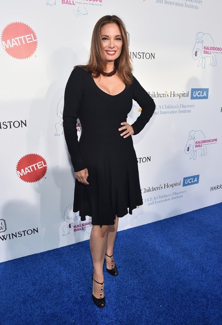 Actress Alex Meneses attends the Kaleidoscope Ball at 3LABS on May 21, 2016 in Culver City, California. (Photo by Alberto E. Rodriguez/Getty Images)